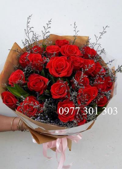 Bó hoa Big love