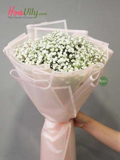 Bó hoa baby- Tình yêu trong sáng