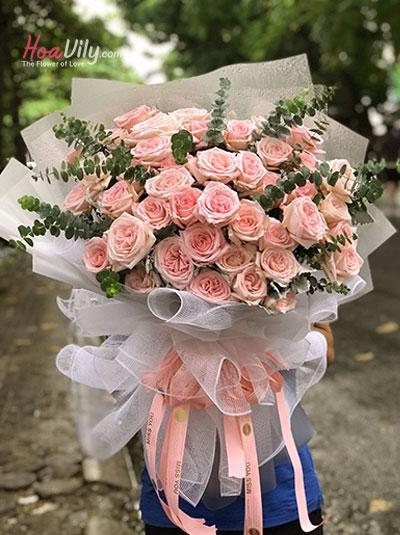 Bó hoa hồng Ohara - Endless love