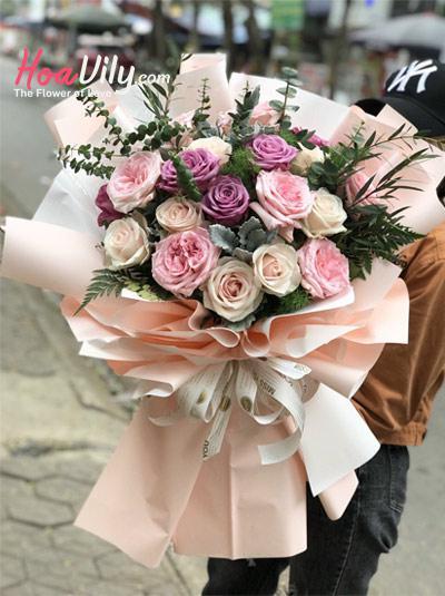 Bó hoa sinh nhật - My dream