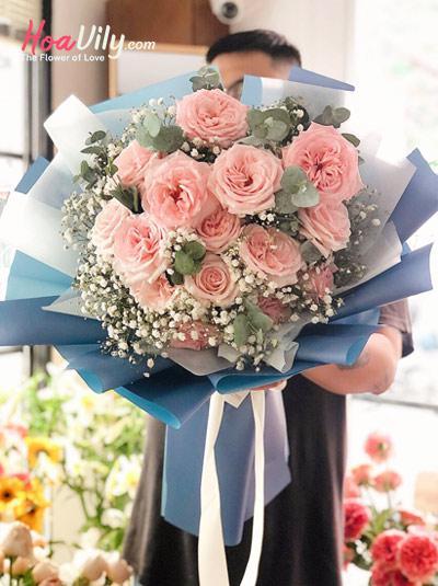 Bó hoa sinh nhật - Stories