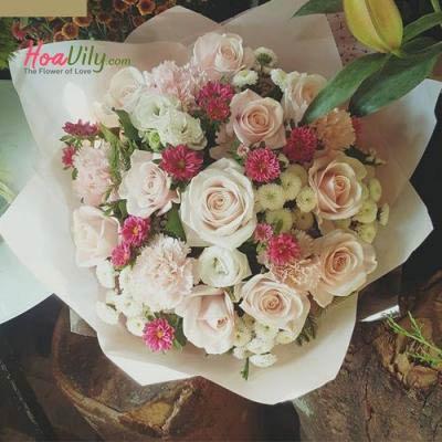 Bó hoa Sweet Day