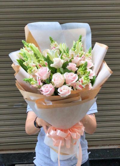 Bó hoa tuyệt đẹp