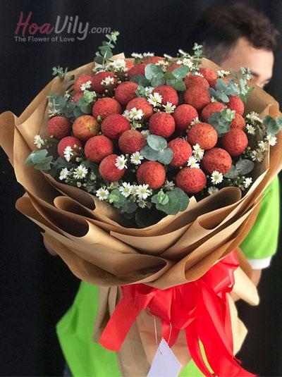 Bó hoa vải thiều - My love