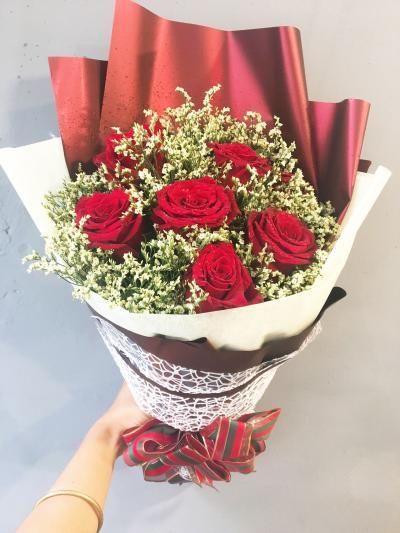 Hoa hồng Ecuador - Tình yêu nồng nàn 1