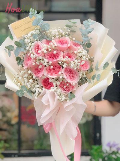 Bó hồng Miranda tuyệt đẹp