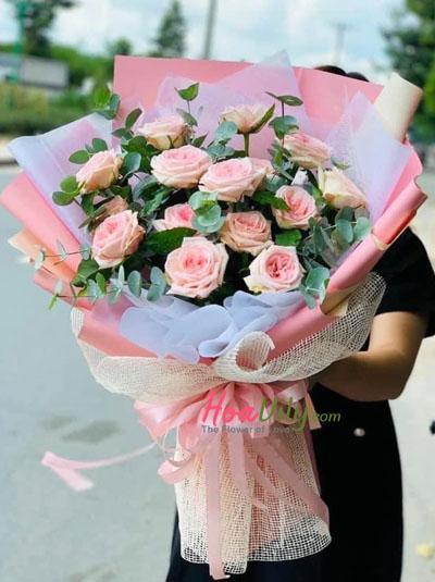 Bó hồng Ohara - Dành tặng em