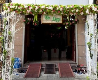 Cổng hoa cưới 08_Hoa Tươi 360
