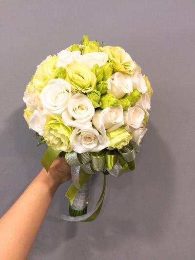 Hoa cô dâu- Sự khởi đầu