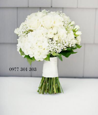 Hoa cưới 19 _ Hoa tươi 360