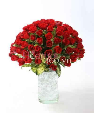 Hoa đỏ 04_Hoa tươi 360