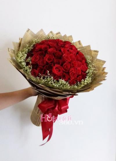 Hoa tình yêu 40