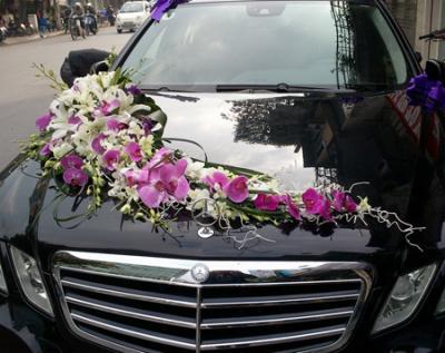 Xe hoa cưới - Bên nhau trọn đời