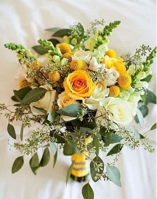 Hãy lưu ý khi chọn hoa cưới cầm tay cô dâu