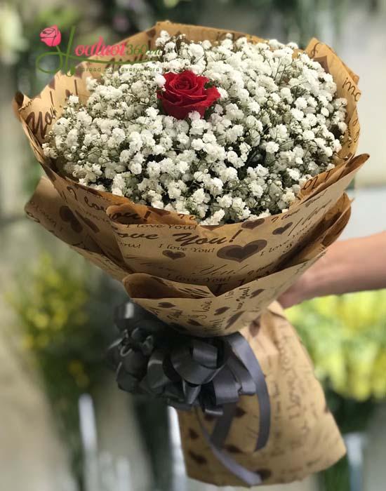 Hoa đẹp ngày valentine