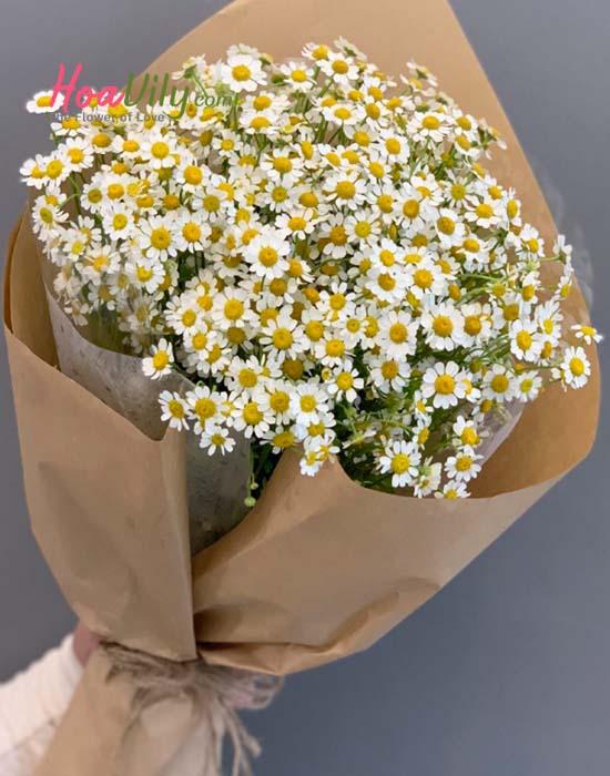 Hoa đẹp chúc mừng 20 - 10