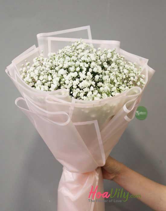 hoa baby cưới
