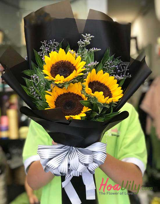 hoa tặng lễ tốt nghiệp