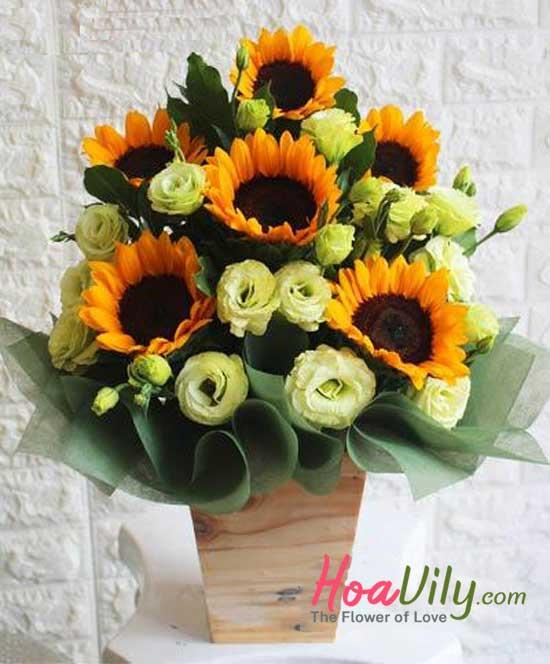hoa tặng mẹ ý nghĩa nhất