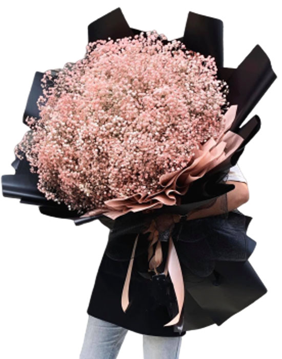 mẫu hoa baby lãng mạn