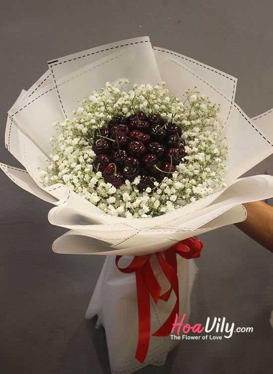 Hoa ăn được sang chảnh