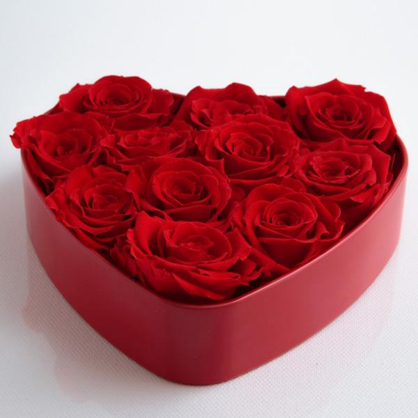 Hộp hoa hồng đẹp lãng mạn