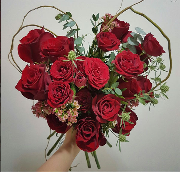 Hoa hồng đẹp và lạ