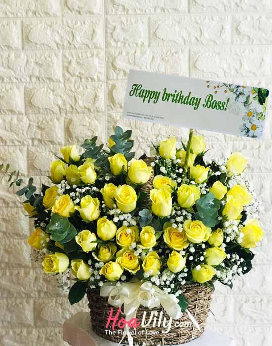 hoa đẹp duyên dáng cửa hàng hoa tươi quận tân phú