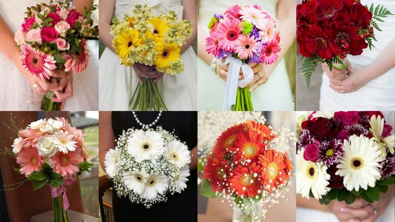 Hoa cưới đồng tiền cao cấp