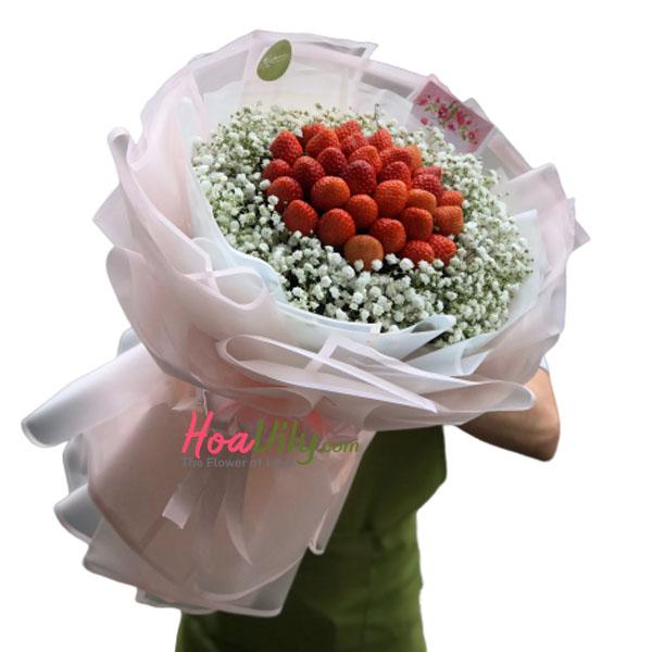 Hoa trái cây với nhiều công dụng cho sắc đẹp